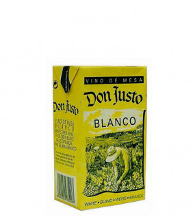 Don Justo - Brick Blanco 1l