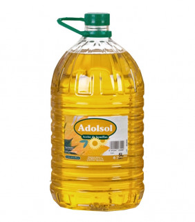 Aceite Girasol Adolsol (5l.)