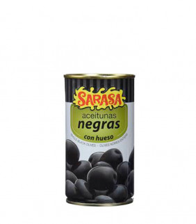 Aceituna Sarasa Negra con...