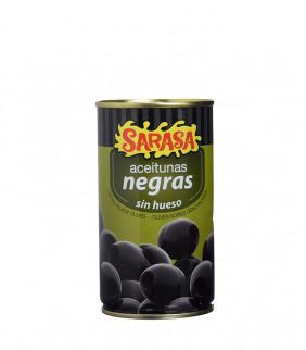 Aceituna Sarasa Negra sin...