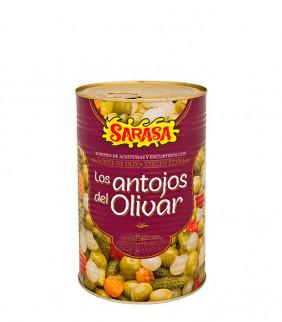 Aceituna Antojos del Olivar...