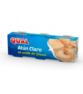 Atún Cl. Aceite Vegetal...