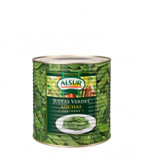 Judia Verde ALSUR (Lata 390g.)
