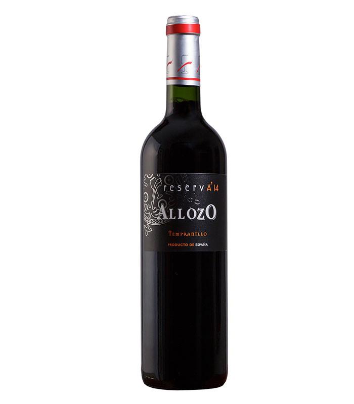 Allozo - Tinto Reserva 0,75cl 2013